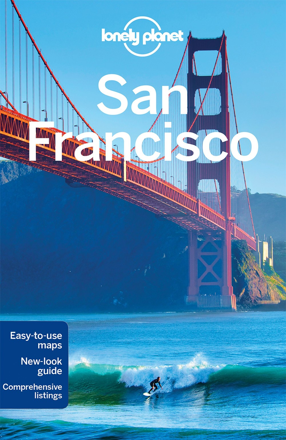 Lonely Planet San Francisco 10.