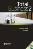 TOTAL BUSINESS INTERMEDIATE STUDENT´S BOOK + CD - HUGHES, J.