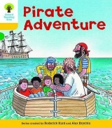 STAGE 5 STORYBOOKS: PIRATE ADVENTURE (Oxford Reading Tree) -...