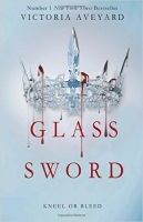 Glass Sword - Aveyard, V.