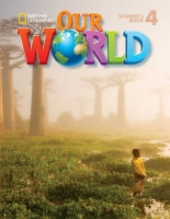 OUR WORLD Level 4 STUDENT´S BOOK with CD-ROM - CORY, WRIGHT,...