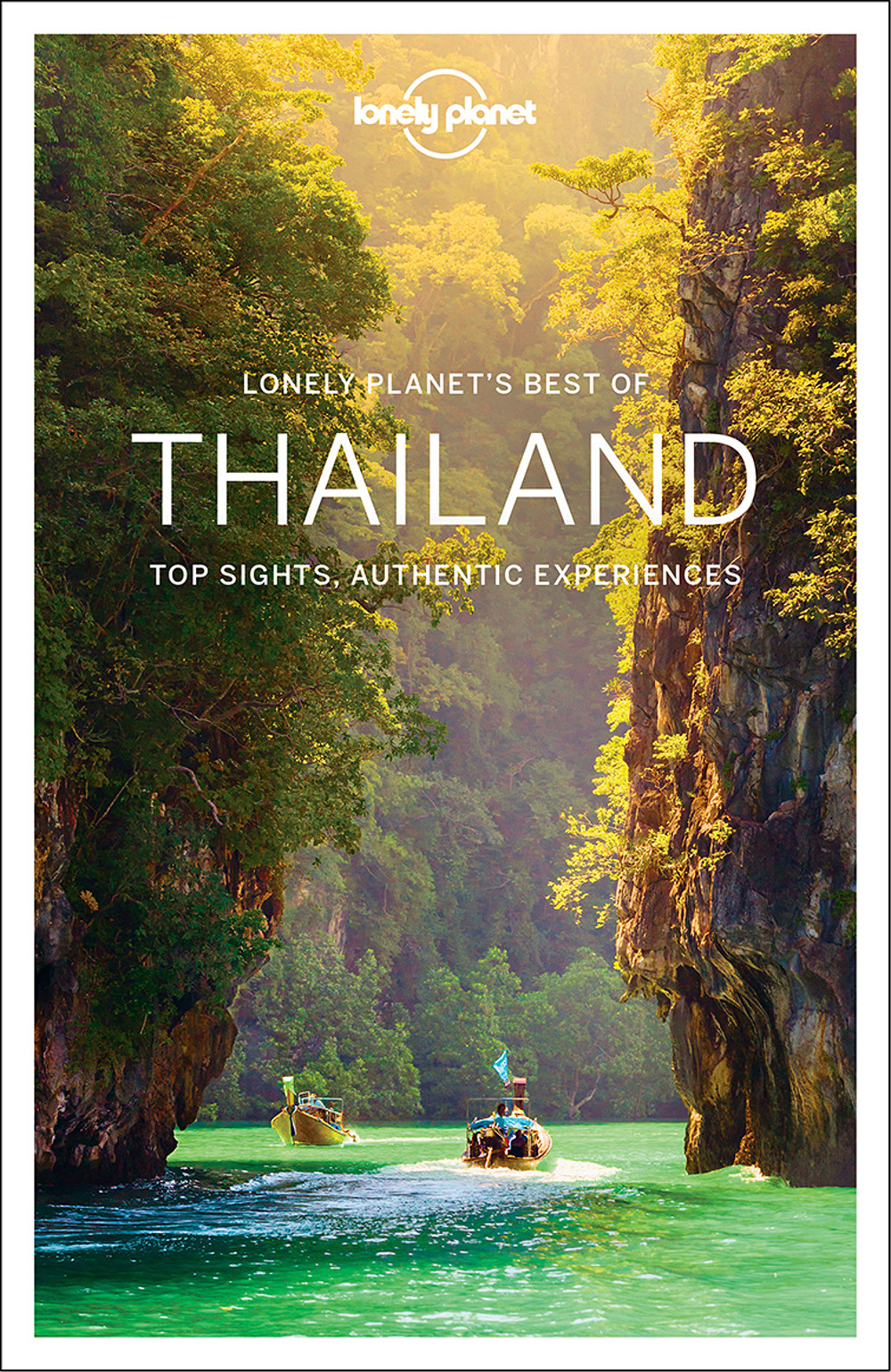 Lonely Planet Thailand LP'S Best of 1.