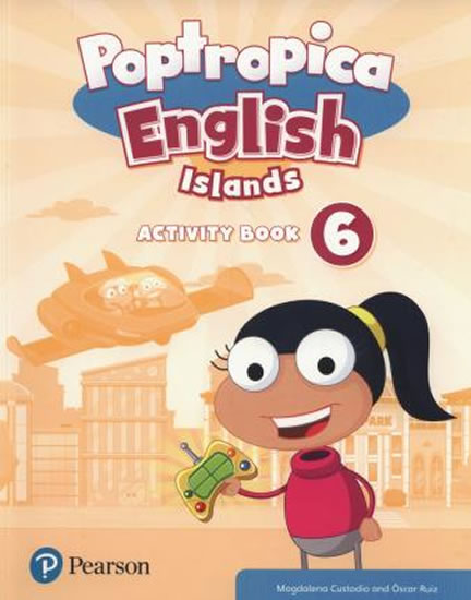 Poptropica English Islands 6 Activity Book