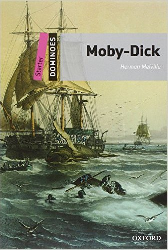 Dominoes Second Edition Level Starter - Moby-Dick with MultiROM Pack
