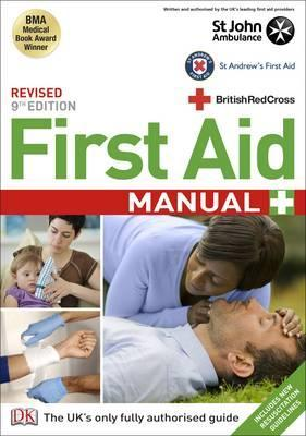 First Aid Manual - British Red Cross Society