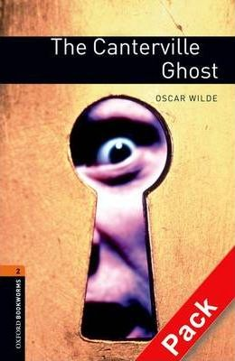 Oxford Bookworms Library New Edition 2 the Canterville Ghost with Audio CD Pack - WILDE, O.