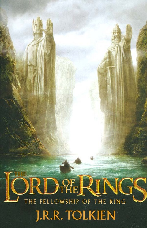 LORD OF THE RINGS: THE FELLOWSHIP OF THE RING - J. R. R. Tol...
