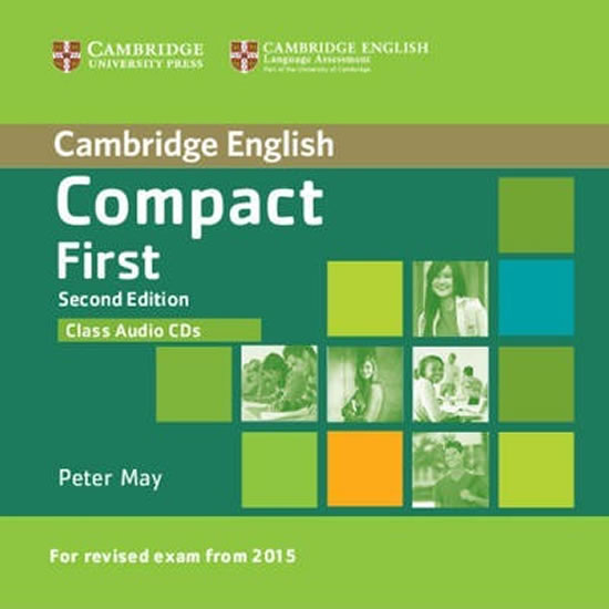 Compact First Class Audio CDs (2), 2nd - Peter May