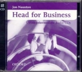 HEAD FOR BUSINESS UPPER INTERMEDIATE CLASS AUDIO CD - NAUNTO...