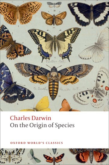 ON THE ORIGIN OF SPECIES (Oxford World´s Classics New Editio...