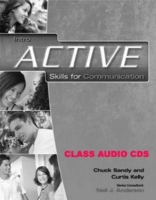 ACTIVE SKILLS FOR COMMUNICATION INTRO CLASS AUDIO CDs /2/ - ...