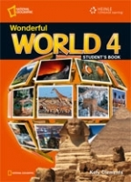 WONDERFUL WORLD 4 STUDENT´S BOOK - CLEMENTS, K., CRAWFORD, M...