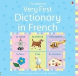Very First Dictionary in French - Brooks, F.