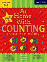 AT HOME WITH COUNTING (Age 3-5) - ACKLAND, J.