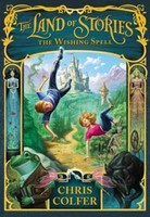 The Lnad of Stories: The Wishing Spell - Chris Colfer