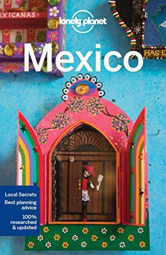 Mexico / průvodce Lonely Planet (anglicky) - John Noble