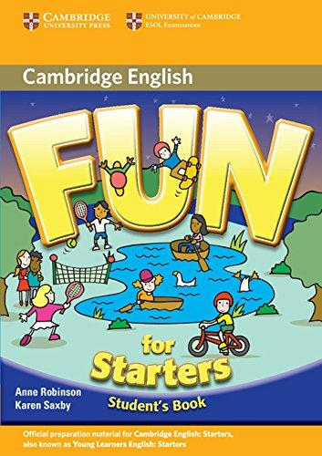 Fun for Starters, Movers and Flyers 2nd Edition Starters Stu...