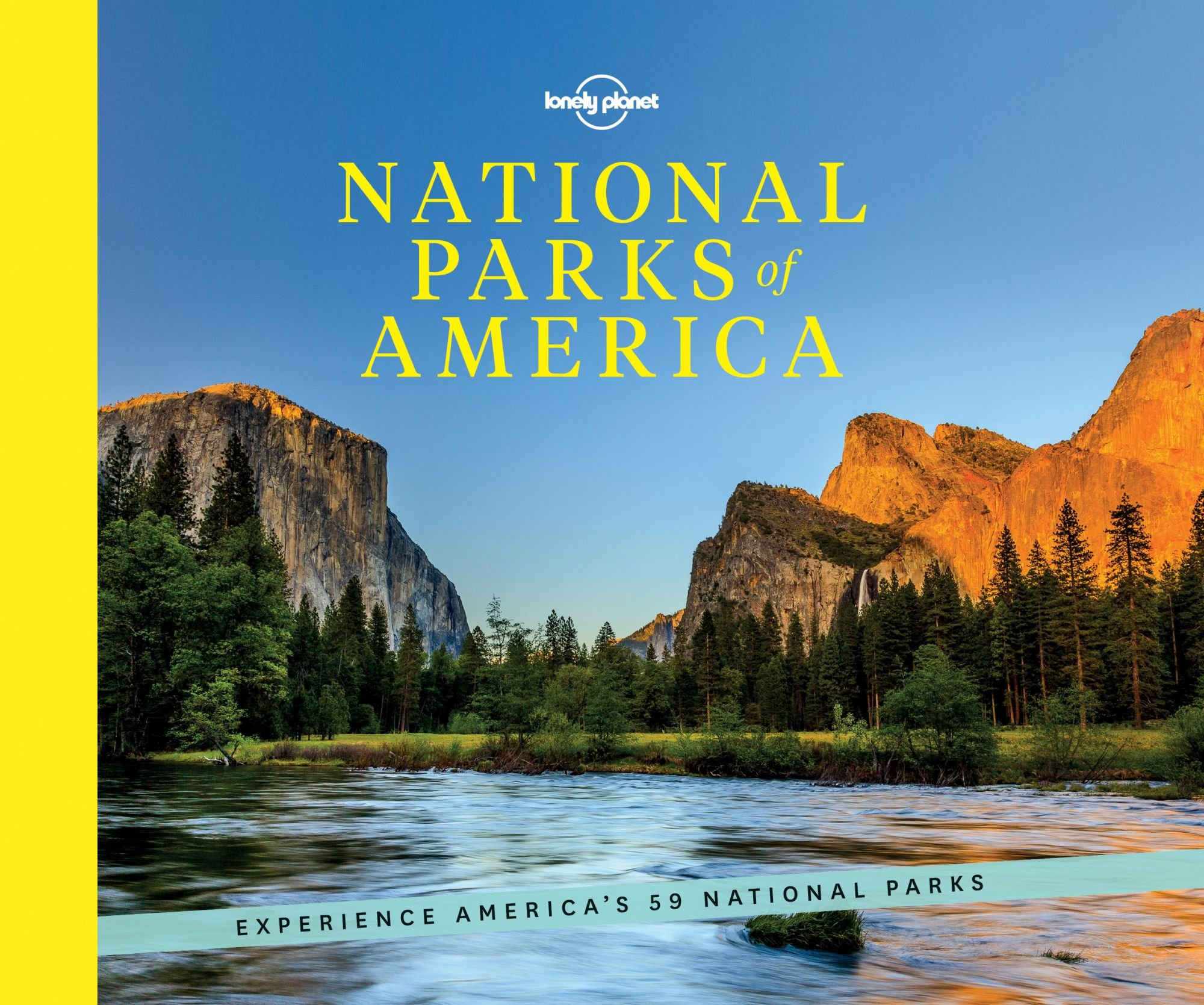 Lonely Planet National Parks of America 1.