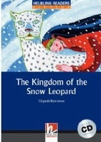 HELBLING READERS FICTION LEVEL 4 BLUE LINE - THE KINGDOM OF THE SNOW LEOPARD + AUDIO CD PACK - RAWSTRON, E.