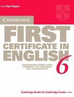 Cambridge First Certificate in English 6 Student´s Book