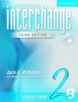 Interchange Student's Book 2B with Audio CD