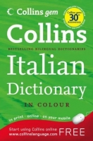 COLLINS GEM ITALIAN DICTIONARY - COLLINS