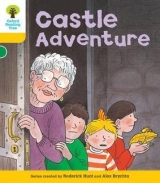 STAGE 5 STORYBOOKS: CASTLE ADVENTURE (Oxford Reading Tree) -...