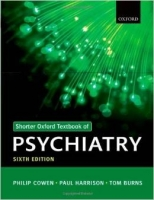 Shorter Oxford Textbook of Psychiatry 6th Ed. - Burns, T., C...