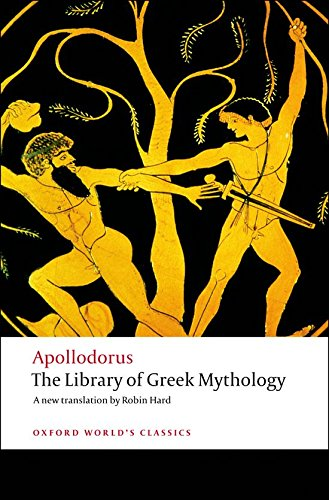 THE LIBRARY OF GREEK MYTHOLOGY (Oxford World´s Classics New ...