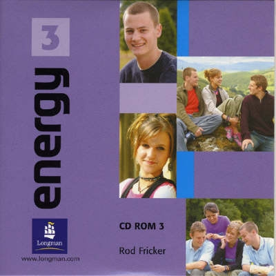 Energy 3 - CD-ROM - Rod Fricker