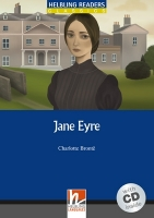 HELBLING READERS CLASSICS LEVEL 4 BLUE LINE - JANE EYRE + AU...