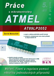 Práce s mikrokontroléry Atmel AT89LP2052, AT89LP4052 - David...