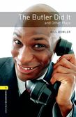 Oxford Bookworms Playscripts New Edition 1 the Butler Did It and Other Plays OLB e-Book + Audio - Bi