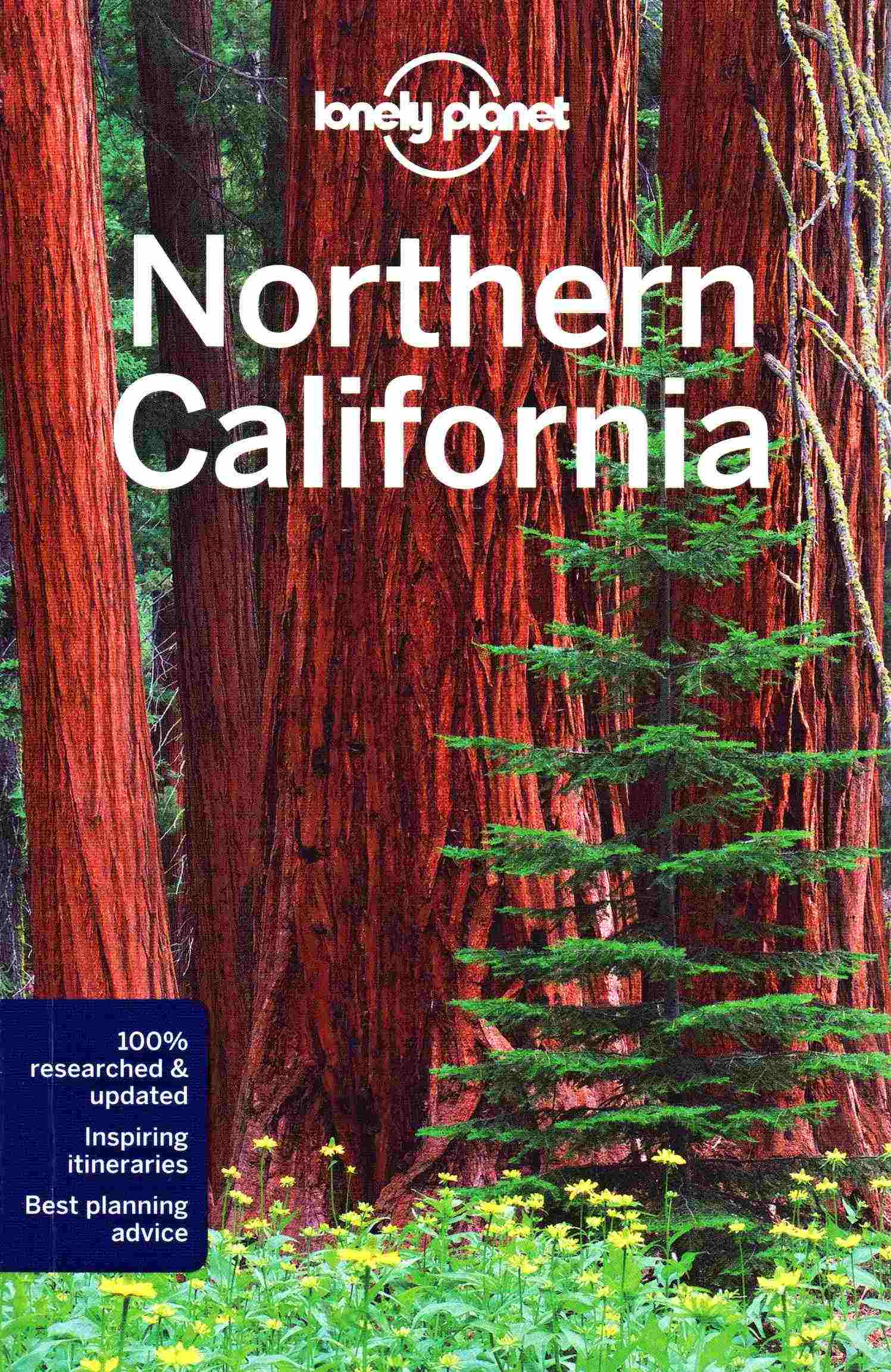 Lonely Planet Northern California 2.
