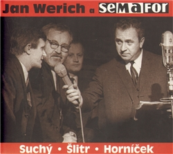 CD-Jan Werich a Semafor