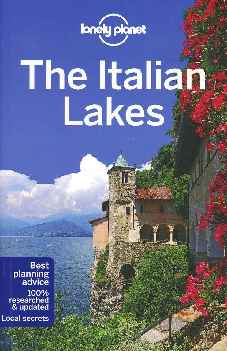 Lonely Planet Italian Lakes 2.