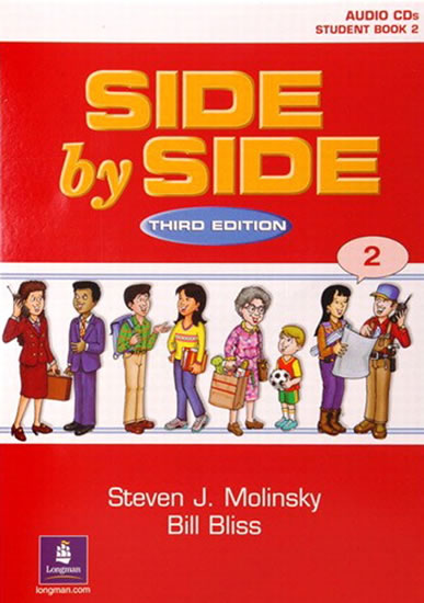 Side by Side 2 Student Book 2 Audio CDs (7) - Steven J. Molinsky