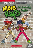 Timesaver: More Raps for Learning English with Audio CD - St...