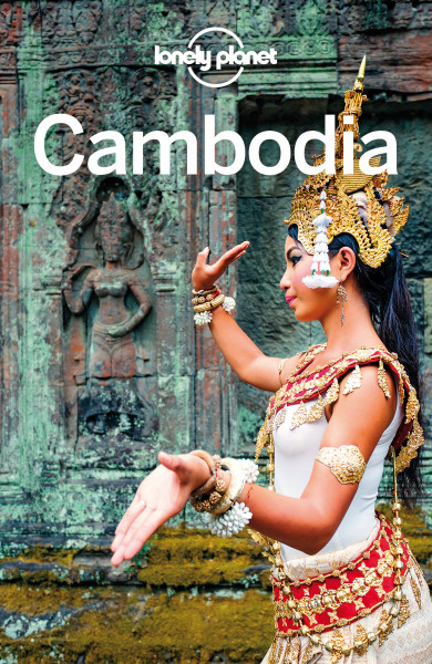 Cambodia / průvodce Lonely Planet (anglicky) - Nick Ray, Jessica Lee