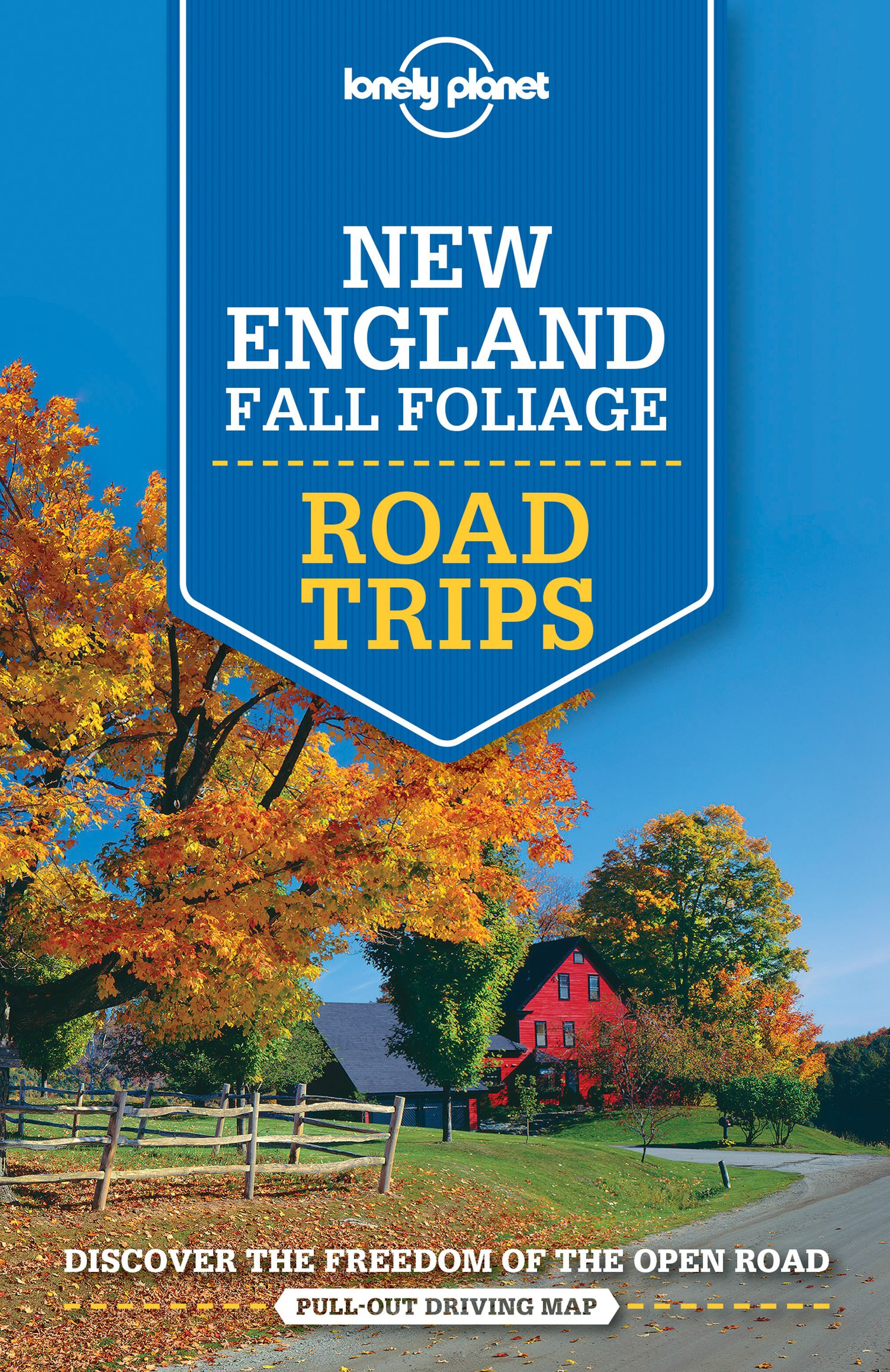 Lonely Planet New England Fall Foliage Road Trips 1.