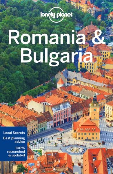 Lonely Planet Romania 7.