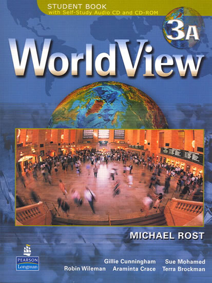 WorldView 3 Student Book 3A w/CD-ROM (Units 1-14) - Michael Rost