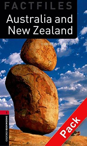 OXFORD BOOKWORMS FACTFILES New Edition 3 AUSTRALIA AND NEW Z...