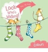 Look Who's Hiding: Colours - Rentta, S.
