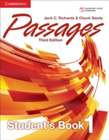 Passages Level 1 Student's Book with Online Workbook