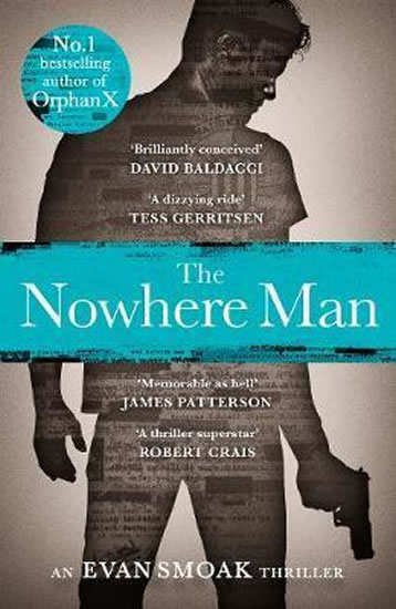The Nowhere Man - Gregg Andrew Hurwitz