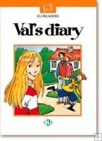 ELI LOWER-INTERMEDIATE - VAL´S DIARY & CD