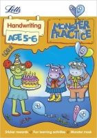 Handwriting Age 5-6 (Letts Monster Practice)
