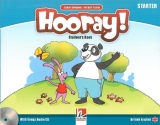 HOORAY, LET´S PLAY! STARTER STUDENT´S BOOK WITH SONGS AUDIO ...