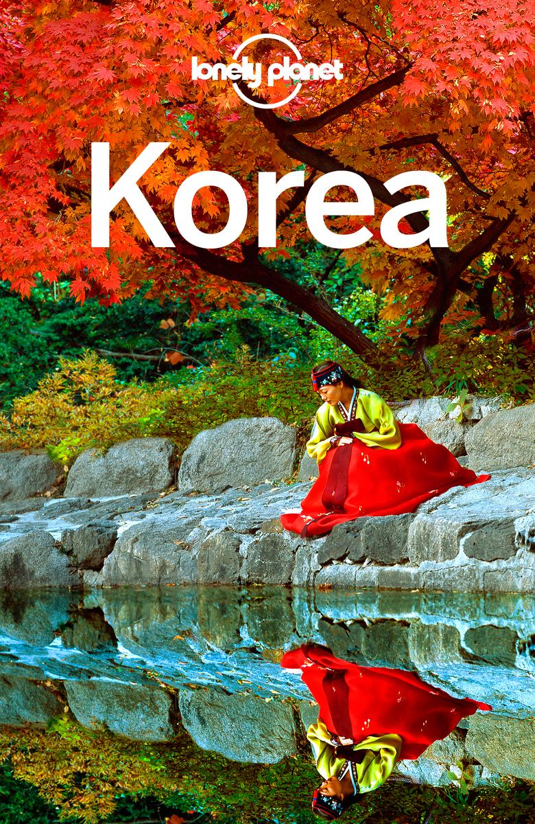 Lonely Planet Korea 10.